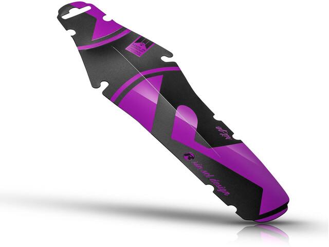 rie:sel design rit:ze Rear Mudguard purple
